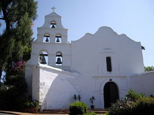 San-diego-mission-church