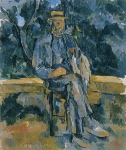 Retrato de un campesino (1905).- Museo Thyssen-Bornemisza, Madrid