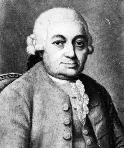 Carl Philipp Emanuel Bach.- Tomado de Wikipedia
