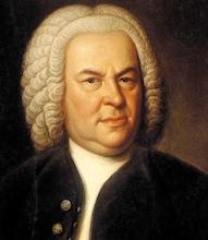Johann Sebastian Bach.- Tomado de www.classicaltv.com